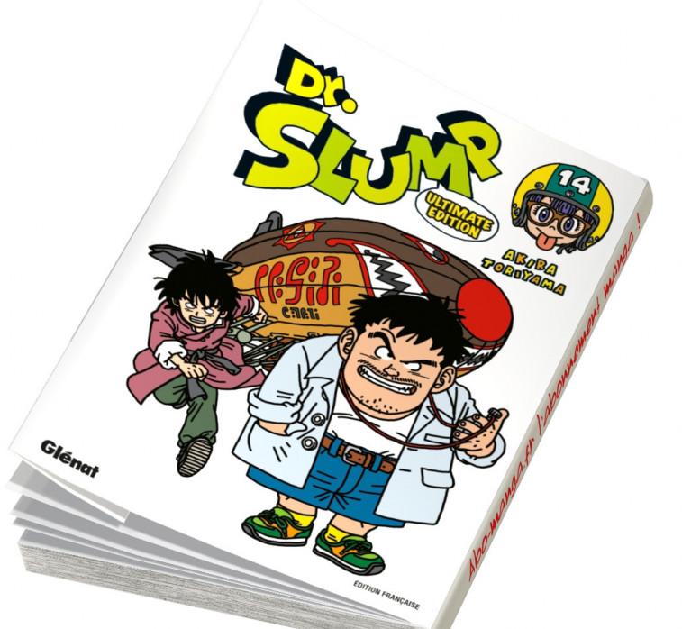 Abonnement Dr Slump - Perfect Edition tome 14