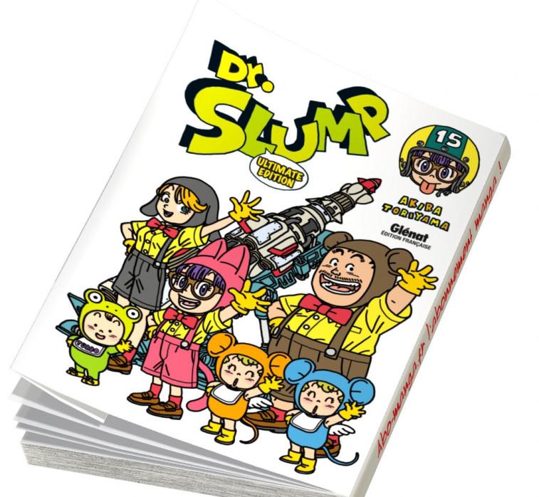 Abonnement Dr Slump - Perfect Edition tome 15