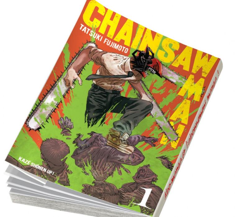 Abonnement Chainsaw Man tome 1