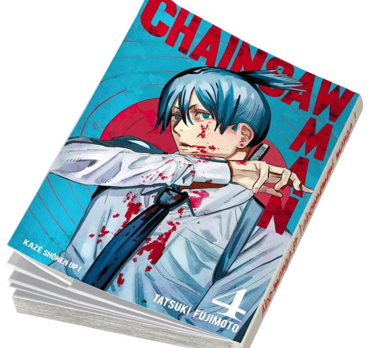 Abonnement Chainsaw Man tome 4