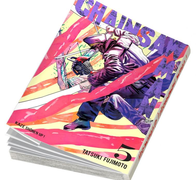 Abonnement Chainsaw Man tome 5