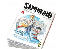 Samurai 8 - La Légende de Hachimaru