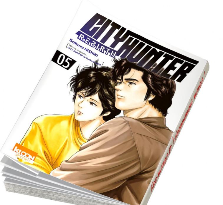 Abonnement City Hunter Rebirth tome 5