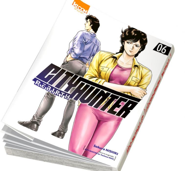 Abonnement City Hunter Rebirth tome 6