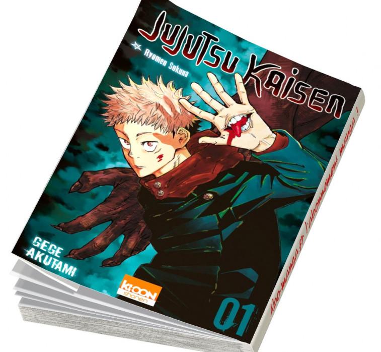 Jujutsu Kaisen T01