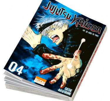 Jujutsu Kaisen Jujutsu Kaisen T04