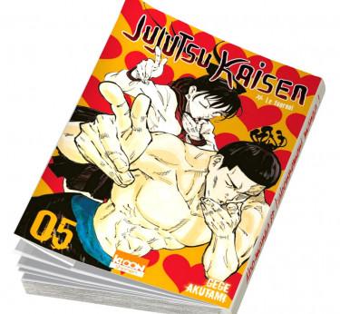 Jujutsu Kaisen Jujutsu Kaisen T05