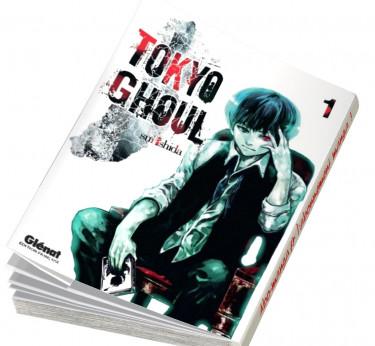 Tokyo Ghoul Tokyo Ghoul T01