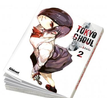 Tokyo Ghoul Tokyo Ghoul T02