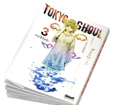 Tokyo Ghoul Tokyo Ghoul T03