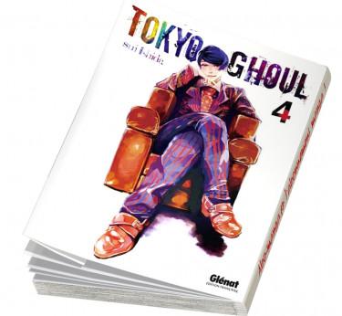 Tokyo Ghoul Tokyo Ghoul T04