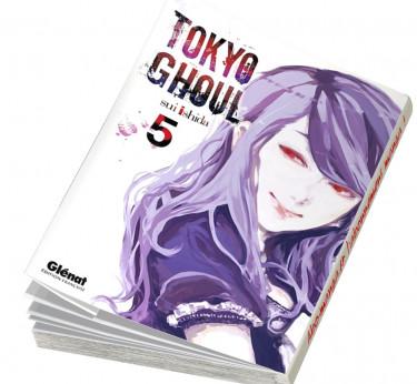 Tokyo Ghoul Tokyo Ghoul T05