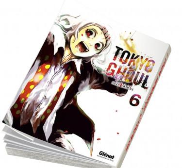 Tokyo Ghoul Tokyo Ghoul T06
