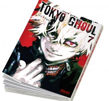 Tokyo Ghoul Tokyo Ghoul T07