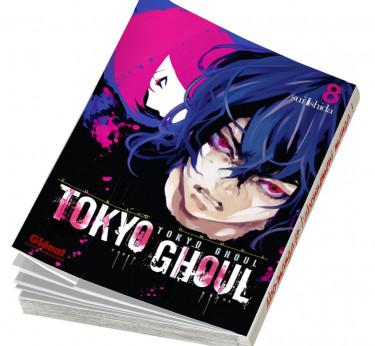 Tokyo Ghoul Tokyo Ghoul T08