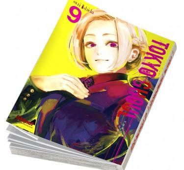 Tokyo Ghoul Tokyo Ghoul T09
