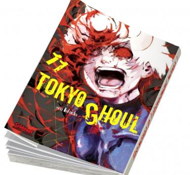 Tokyo Ghoul Tokyo Ghoul T11