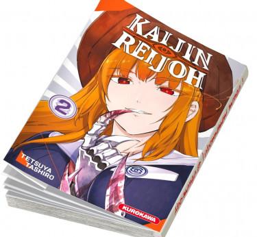 Kaijin Reijoh Kaijin Reijoh T02