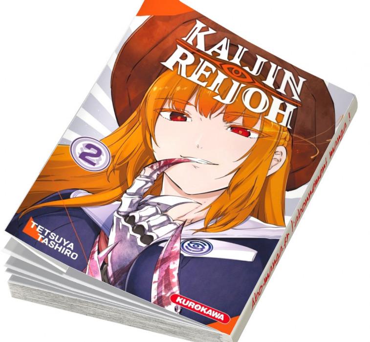 Kaijin Reijoh T02