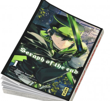 Seraph of the end Seraph of the End T01