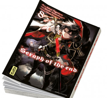 Seraph of the end Seraph of the End T08