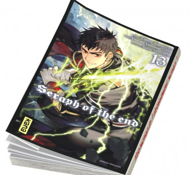 Seraph of the end Seraph of the End T13