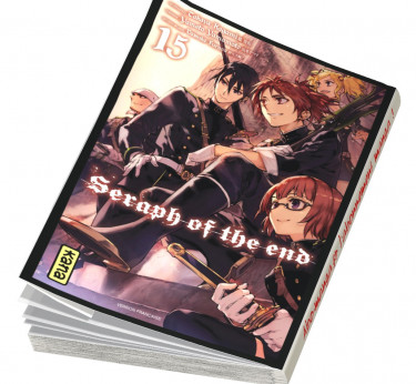 Seraph of the end Seraph of the End T15