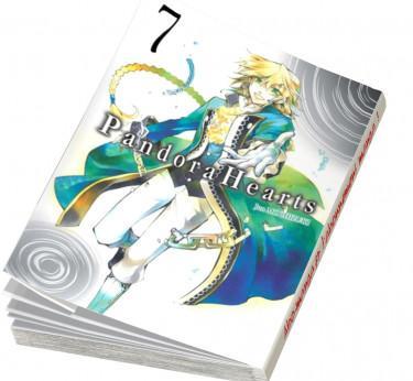Pandora hearts Pandora Hearts T07