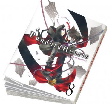 Pandora hearts Pandora Hearts T08