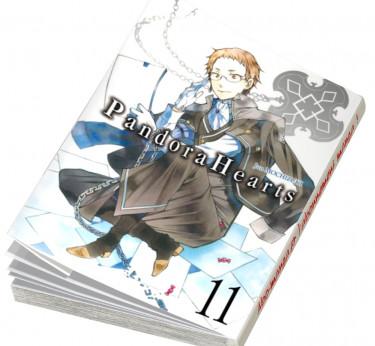Pandora hearts Pandora Hearts T11