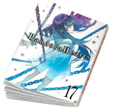 Pandora hearts Pandora Hearts T17