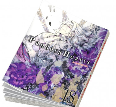 Pandora hearts Pandora Hearts T18