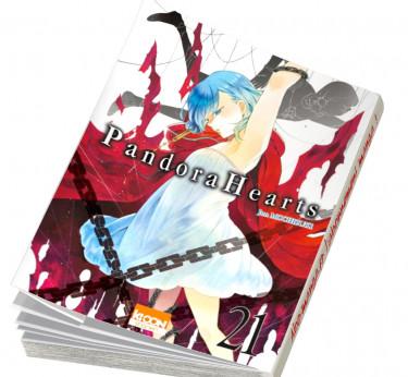 Pandora hearts Pandora Hearts T21