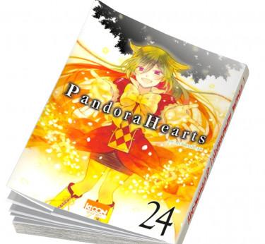 Pandora hearts Pandora Hearts T24