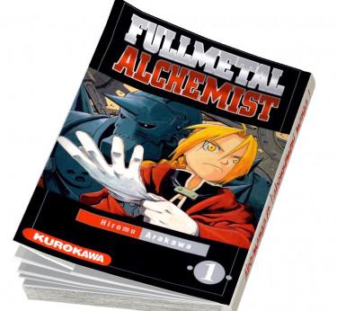 Fullmetal alchemist Fullmetal Alchemist T01