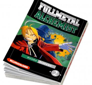 Fullmetal alchemist Fullmetal Alchemist T02