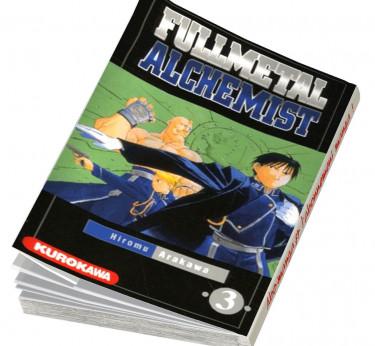 Fullmetal alchemist Fullmetal Alchemist T03