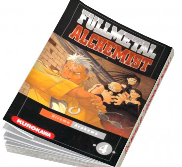 Fullmetal alchemist Fullmetal Alchemist T04