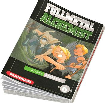 Fullmetal alchemist Fullmetal Alchemist T06