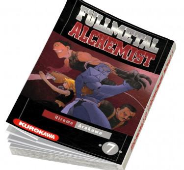 Fullmetal alchemist Fullmetal Alchemist T07