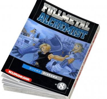 Fullmetal alchemist Fullmetal Alchemist T08