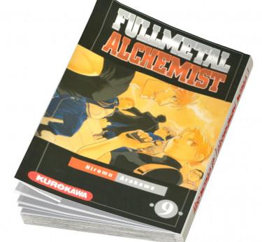 Fullmetal alchemist Fullmetal Alchemist T09