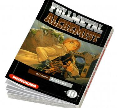 Fullmetal alchemist Fullmetal Alchemist T10