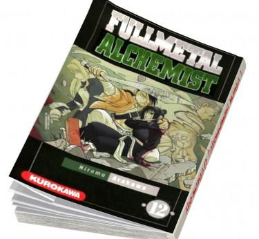 Fullmetal alchemist Fullmetal Alchemist T12