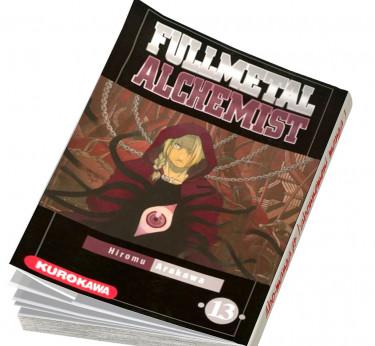 Fullmetal alchemist Fullmetal Alchemist T13