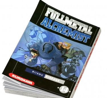 Fullmetal alchemist Fullmetal Alchemist T14