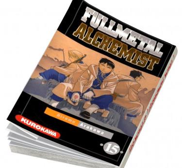 Fullmetal alchemist Fullmetal Alchemist T15
