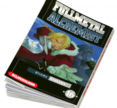 Fullmetal alchemist Fullmetal Alchemist T16