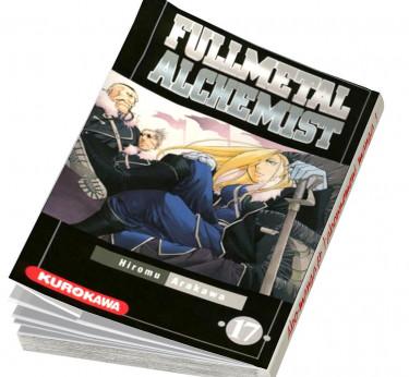 Fullmetal alchemist Fullmetal Alchemist T17