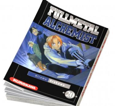 Fullmetal alchemist Fullmetal Alchemist T20